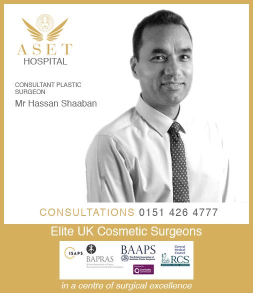 Mr Hassan Shaaban Consultant Plastic Surgeon